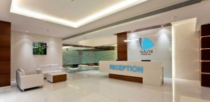 reception | Nakshi Homes Ltd. | Real Estate Developer