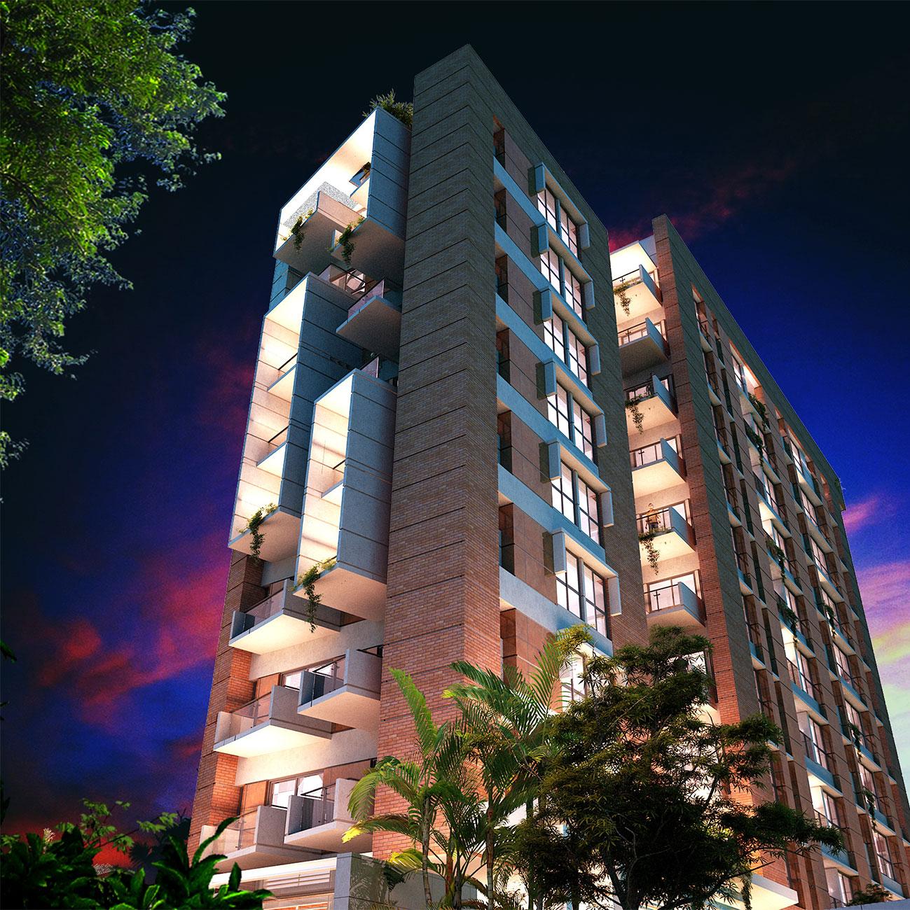 Nakshi Heaven | Nakshi Homes Ltd.