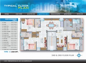 floor-plan4 | nakshi homes Ltd.