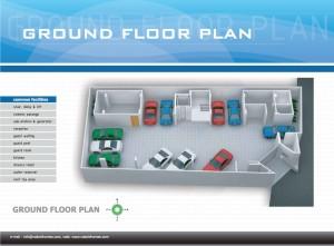 floor-plan4 | Nakshi Homes ltd